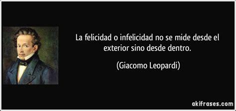 Giacomo Leopardi | Citas, Frases, Poemas