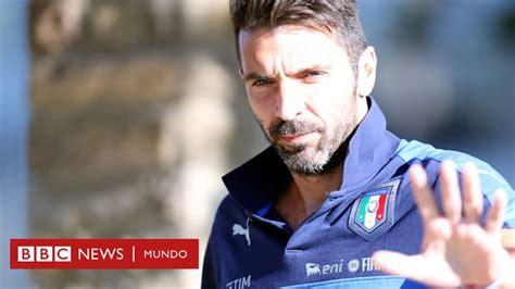 Gianluigi Buffon cumple mil partidos: los impresionantes ...