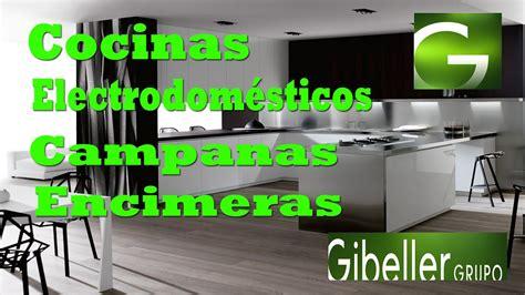 Gibeller cocinas y electrodomésticos.   YouTube