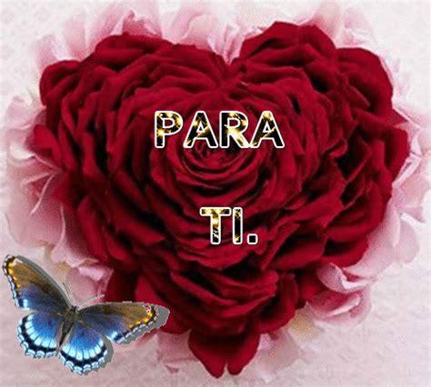 GIFS HERMOSOS: flores corazones encontradas en la web
