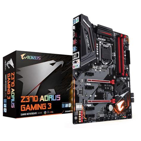 Gigabyte Aorus GA Z370 Gaming 3 | PcComponentes.com