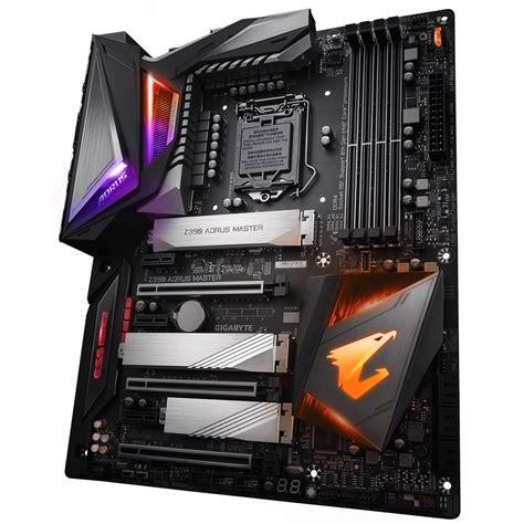 Gigabyte Z390 AORUS Master: características ...