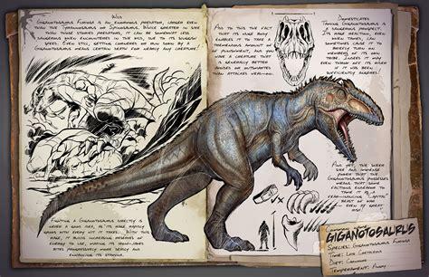 Giganotosaurus | ARK: Survival Evolved Wiki | FANDOM ...