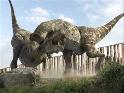 Gigantes Dinosaurios Dibujos Animados   YouTube