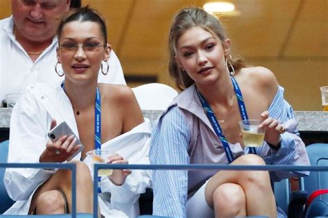 Gigi et Bella Hadid, complices et déchaînées dans les ...