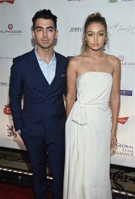 Gigi Hadid and Joe Jonas | 2015 Was the Year of Celebrity ...