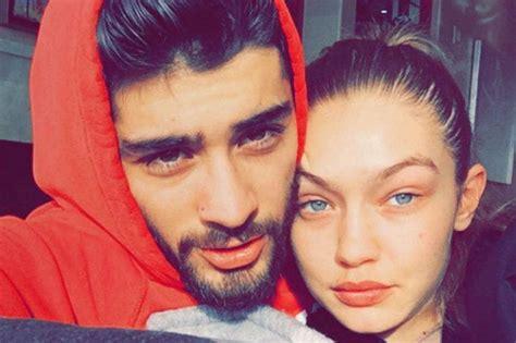 Gigi Hadid está embarazada de Zayn Malik   Turquesa News