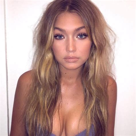 Gigi Hadid Had Her First Kiss At A Late Age But Now She s ...