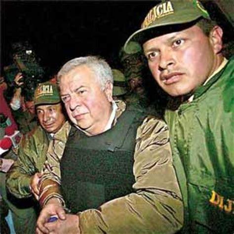Gilberto Rodríguez Orejuela esta  bastante enfermo  en EEUU