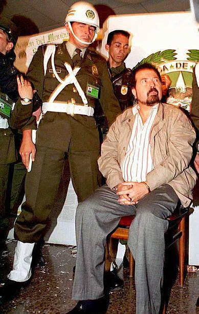 Gilberto Rodriguez Orejuela  R , alleged Cali drug ...