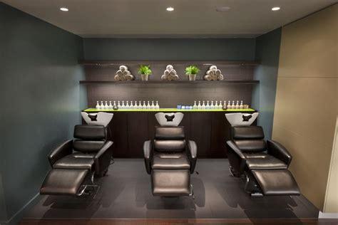 Gina Conway Aveda Chelsea shampoo stations #salon #spa # ...
