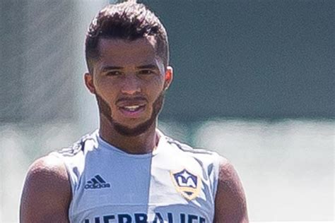 Gio dos Santos joins the Galaxy | US Soccer Players