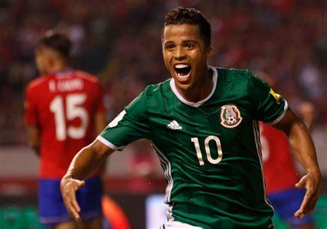 Giovani dos Santos cumple 100 partidos con México