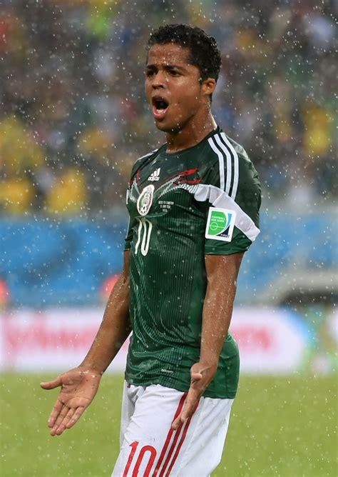 Giovani Dos Santos in Mexico v Cameroon: Group A   Zimbio
