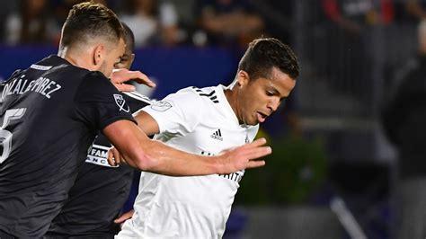 Giovani dos Santos: LA Galaxy buy out $6 million final ...