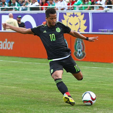 Giovani Dos Santos quiet on his future plans  Miguel ...
