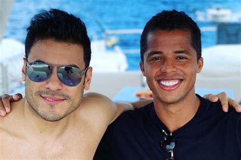Giovani Dos Santos y Carlos Rivera disfrutan de unas ...