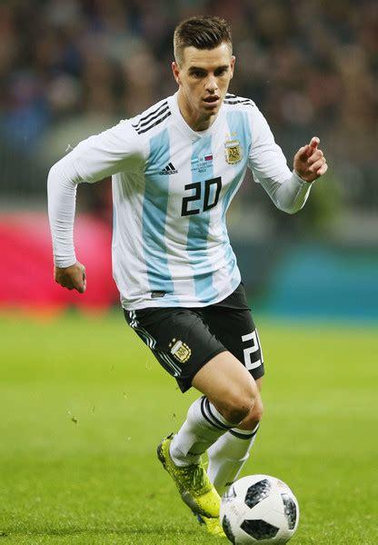 Giovani Lo Celso Photos Photos   Russia vs Argentina ...
