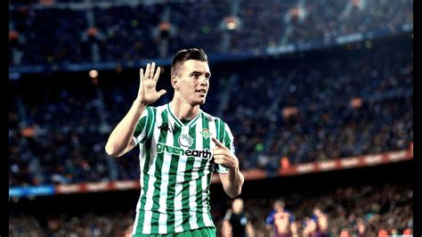 Giovani Lo Celso   Real Betis | 2018 Skills & Goals | HD ...