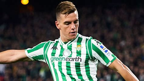 Giovani Lo Celso: The Real Betis midfielder linked with ...