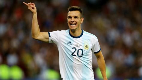 Giovani Lo Celso Undergoing Medical at Tottenham Ahead of ...