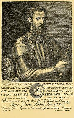 Giovanni da Verrazzano   Wikipedia, la enciclopedia libre