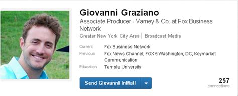 Giovanni Graziano Fox Producer: 5 Fast Facts You Need to ...