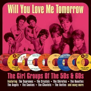 Girl Groups Of The 50s & 60s VARIOUS ARTISTS Best Of 50 ...