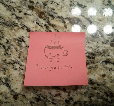 Girlfriend's Love Notes Go Viral After Boyfriend's Cousin ...