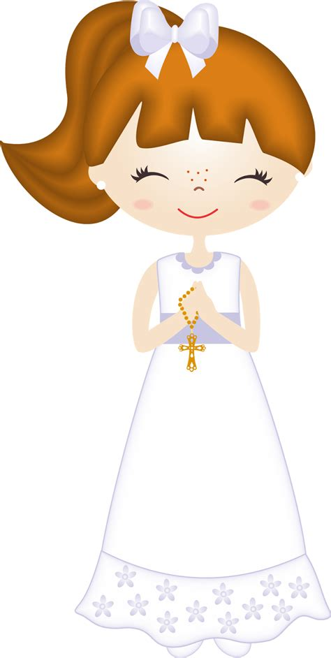 Girls First Communion Clip Art. | Oh My First Communion!