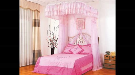 Girls Full Size Bed   YouTube