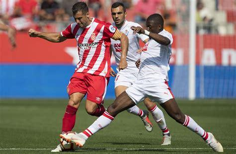 Girona   Eibar: La Liga Santander de fútbol, hoy en directo