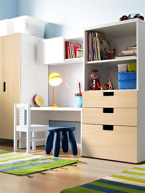 Give all those new toys a new home! The STUVA storage ...