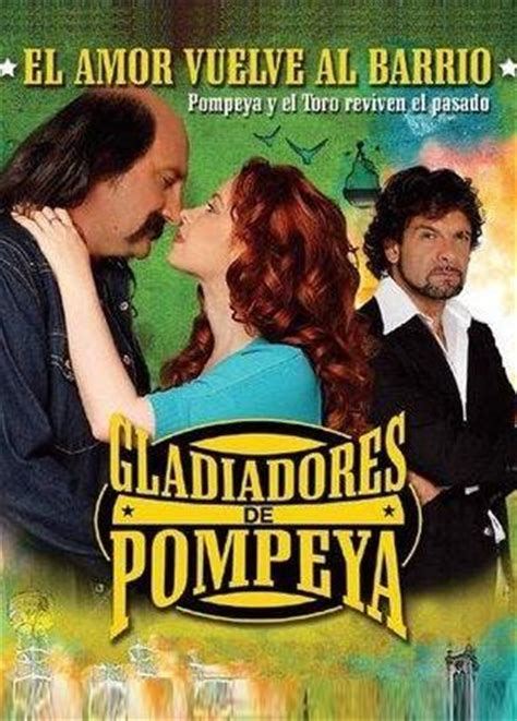 Gladiadores de Pompeya  Serie de TV   2006    FilmAffinity