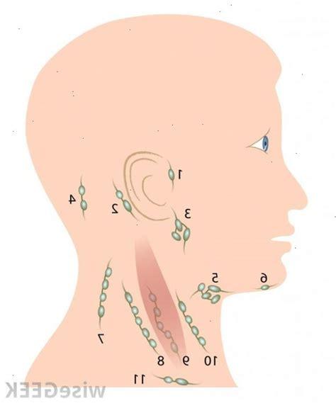 Glándulas linfáticas inflamadas – Cesuto