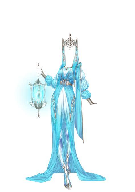 Glassy Light Queen/Magician queen ~ Eldarya Solution