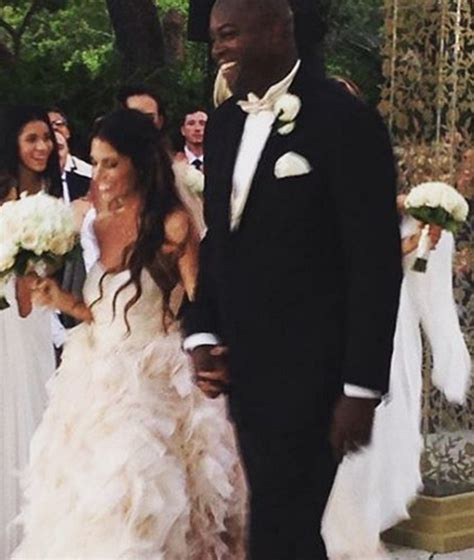 Glen Rice & Tia Santoro Wedding Photos | BlackSportsOnline ...