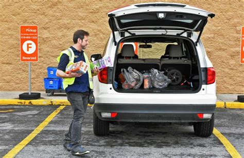 Glenmont Walmart getting grocery pickup service in May ...