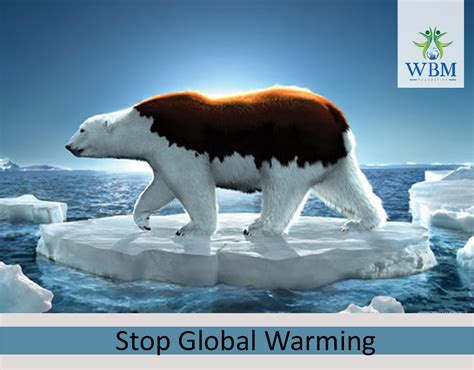 Global Warming is a Global Warning