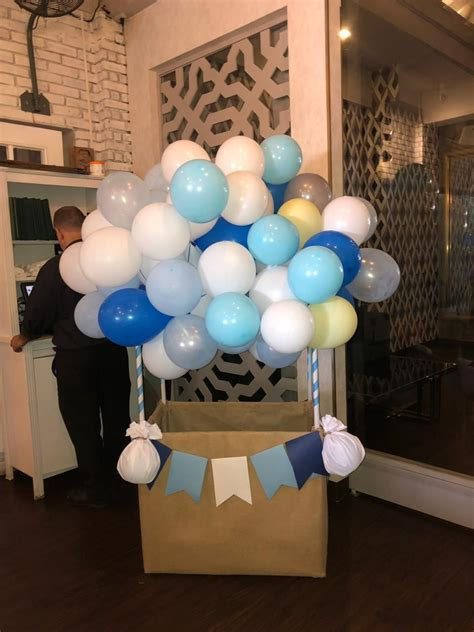 Globo aerostático gigante en 2020 | Decoración con globos ...