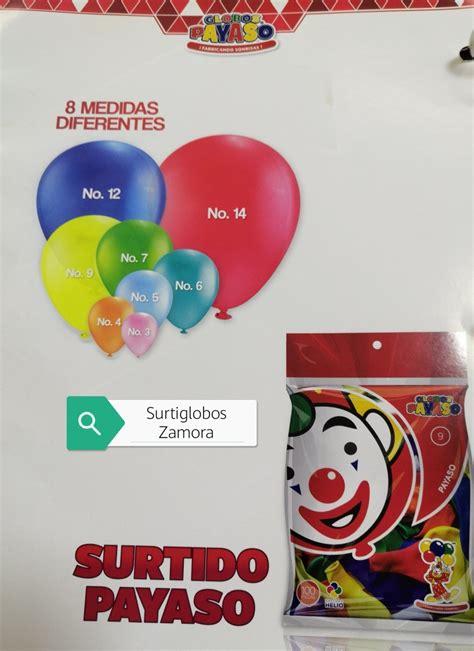 Globo De Látex No. 7 Bolsa C/100 Colores Surtidos   $ 65 ...