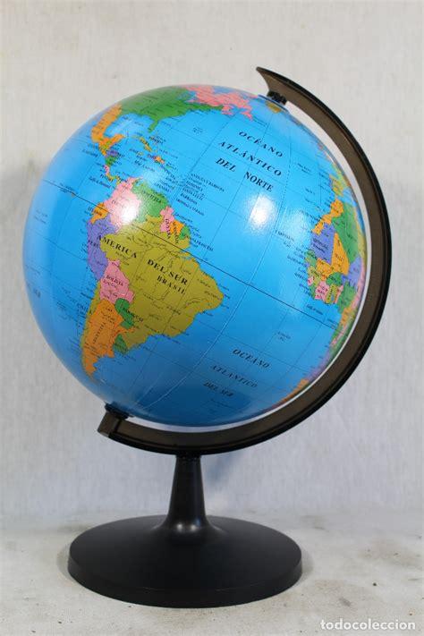globo terraqueo   bola del mundo   Comprar en ...