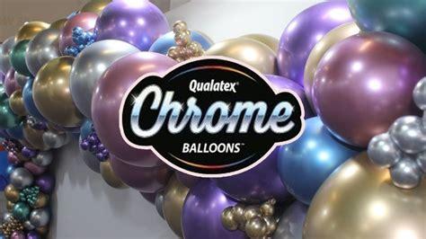 Globos Chrome Qualatex R11. Paquete De 20.   Bs. 20.000,00 ...
