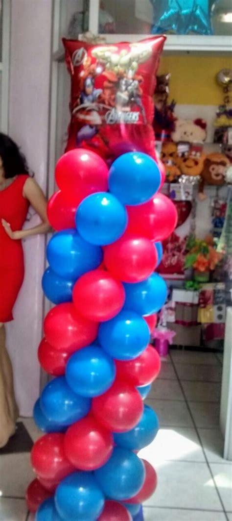 Globos Columnas Y Arco Personalizado Para Tu Evento ...