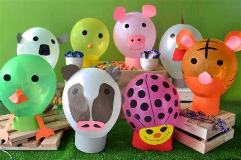 Globos con figuras para fiesta infantiles   Dale Detalles