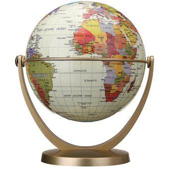 Globos giratorios de 360 ° Globo terráqueo Océano Mapa del ...
