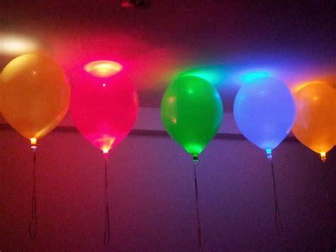 Globos Neon Con Led   $ 65.00 en Mercado Libre