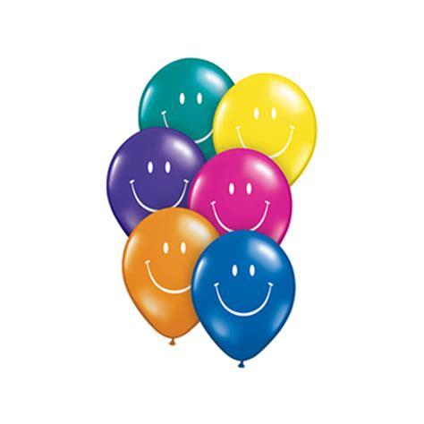 Globos Qualatex Redondos Q5   Caras sonrientes colores 100 ...