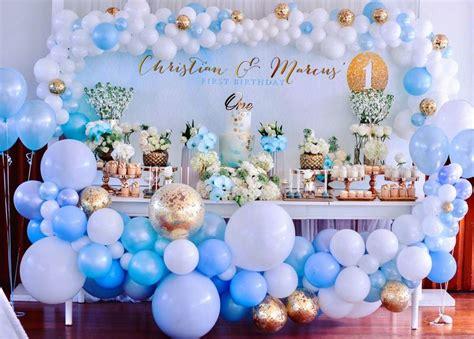 Globos – Ideas para la decoración de cumpleaños y ...