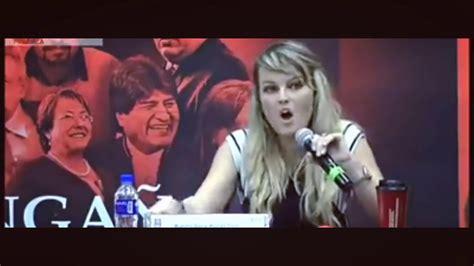 Gloria Alvarez critica las propuestas de Andrés Manuel ...